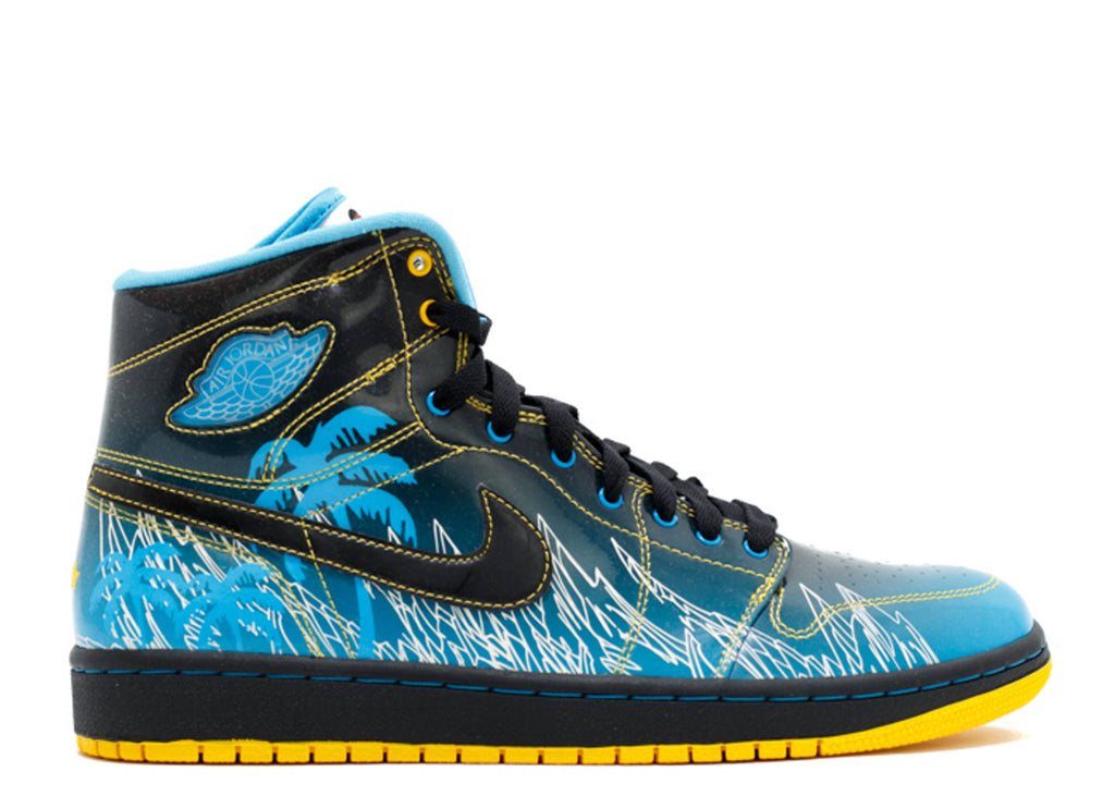 Air Jordan 1 Retro Doernbecher Mr. Boober