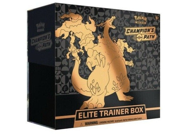 Pokemon Elite Trainer Box 2020 Pokemon Champions Path