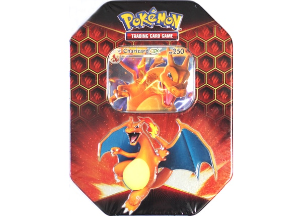 Pokemon 2020 Charizard Tin Hidden Fates