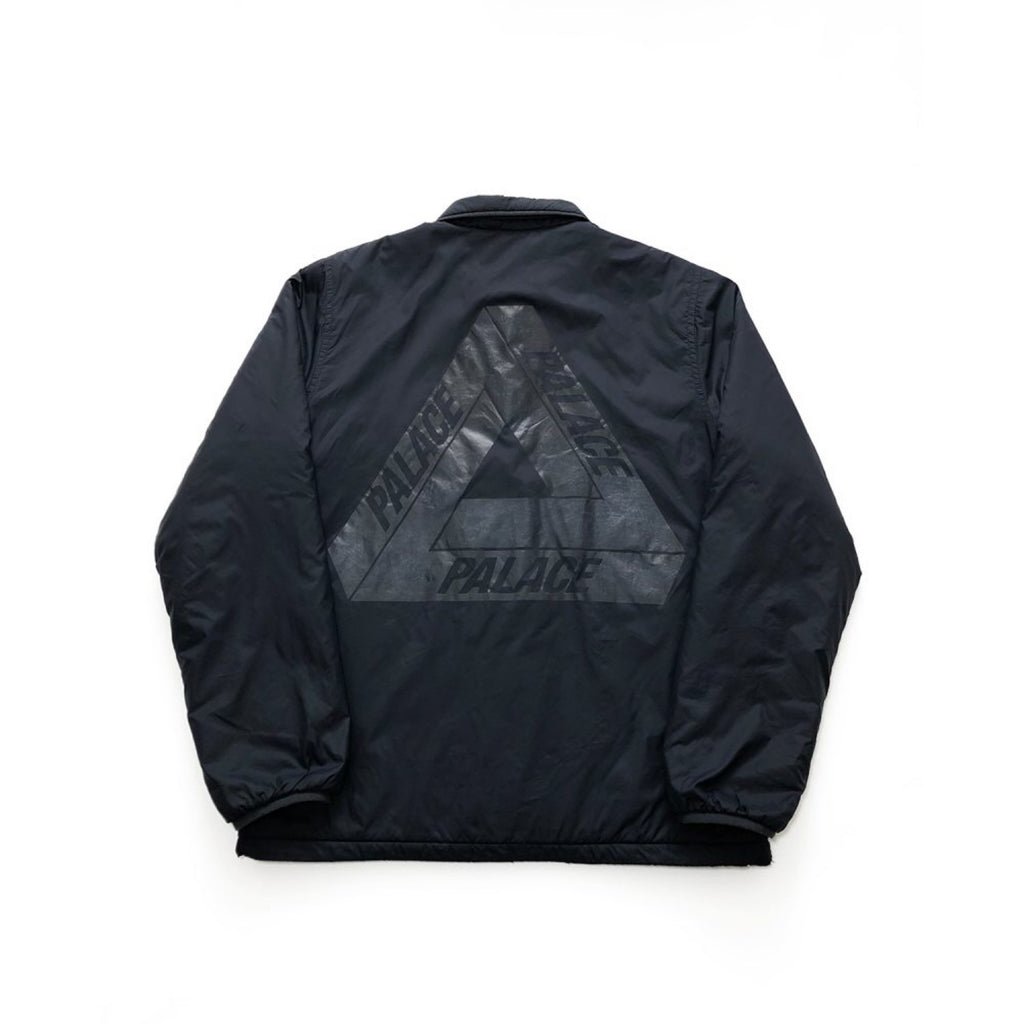 Palace Thinsulate Coaches Jacket Black