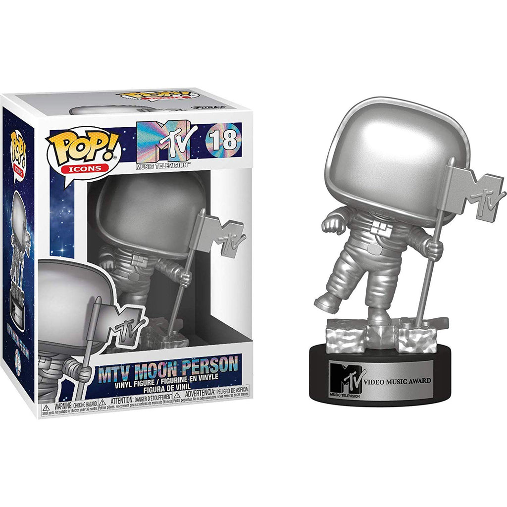 Funko POP! - MTV Moon Person