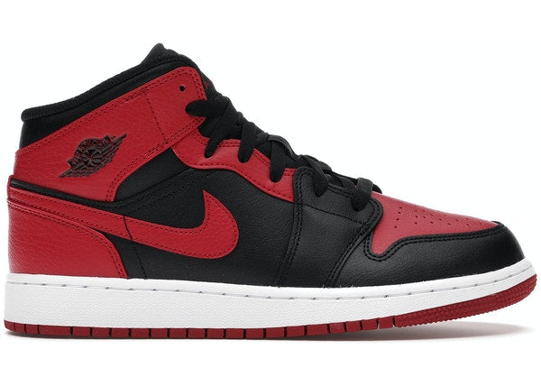 Air Jordan 1 Mid Banned 2020 (GS)