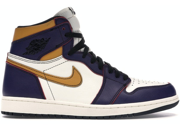 Air Jordan 1 Retro High OG Defiant SB LA to Chicago