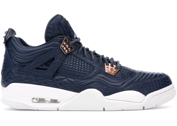 Air Jordan 4 Retro Pinnacle Obsidian
