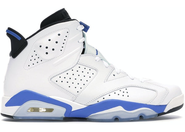 Air Jordan 6 Retro Sport Blue (2014)