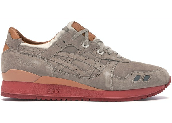 ASICS Gel-Lyte III Packer Shoes Dirty Buck (Special Box)