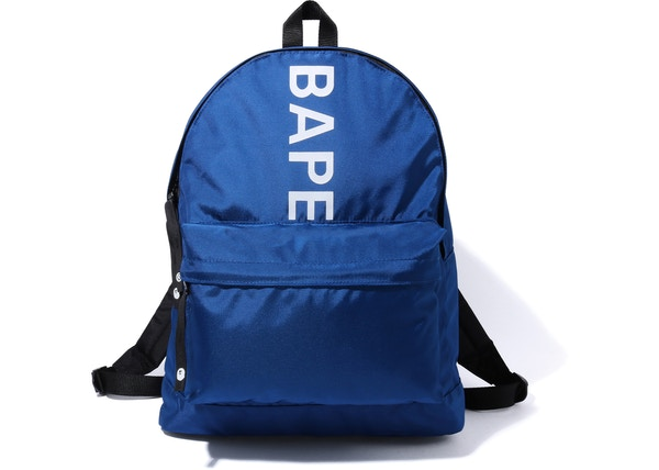 BAPE Happy New Year Backpack (SS20) Blue