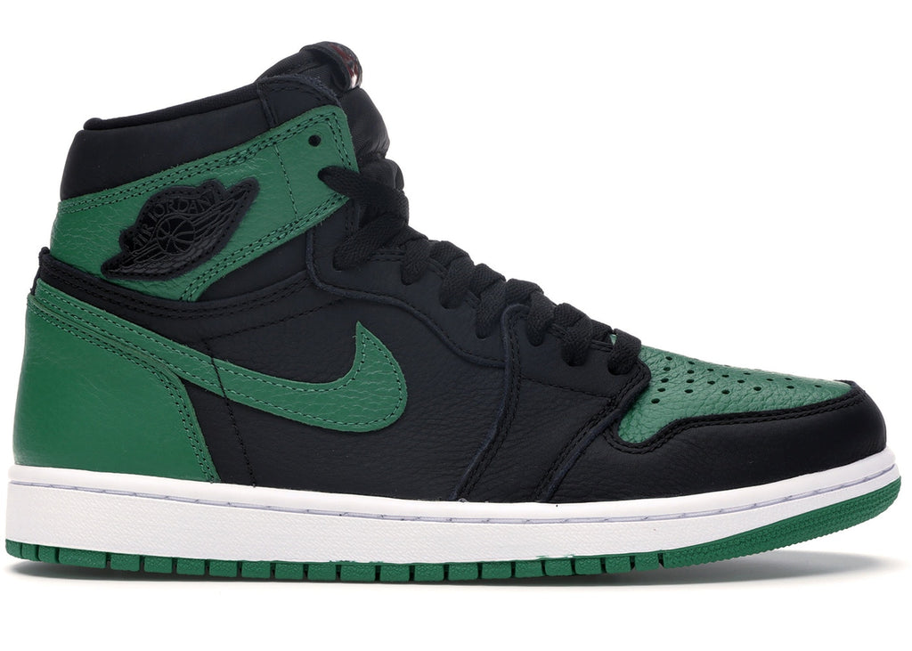 "Air Jordan 1 Retro ""Pine Green Black"""