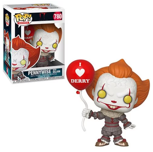 Funko POP! - Pennywise w/ Balloon