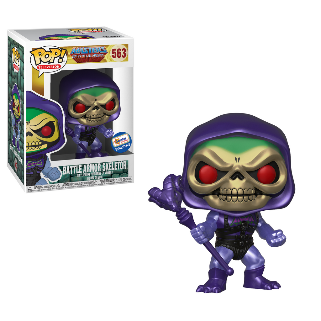 Funko POP! - Battle Armor Skeletor