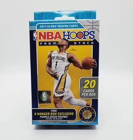 2019-20 Panini Hoops Premium Stock Basketball Hanger