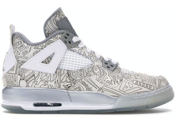 Air Jordan 4 Retro Laser (GS)