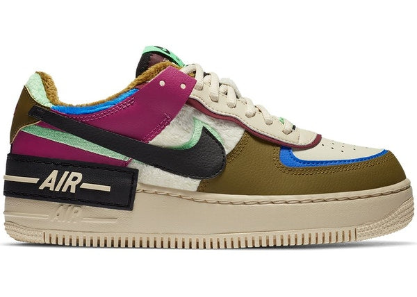 Nike Air Force 1 Shadow Cactus Flower Olive Flak (W)