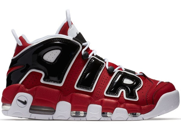 Nike Air More Uptempo Bulls Hoops Pack (2017)