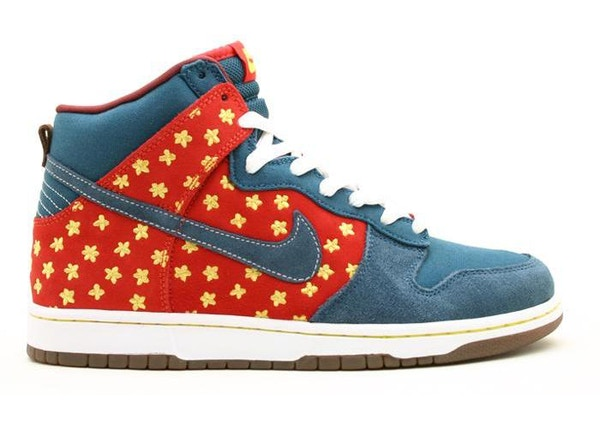 Nike Dunk SB High Quagmire