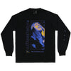 Off Safety Aaliyah Sunkist Long Sleeve Tee Black