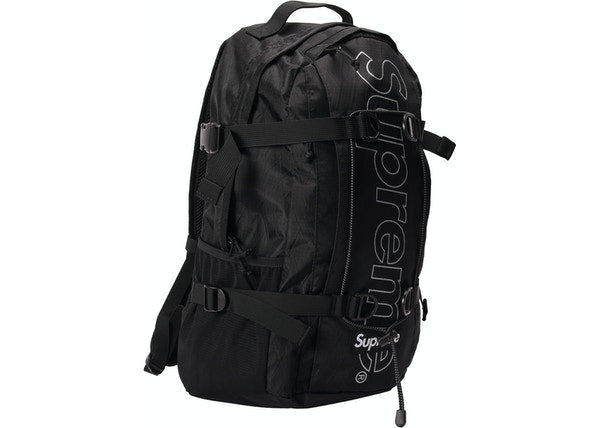 Supreme Backpack (FW18) Black
