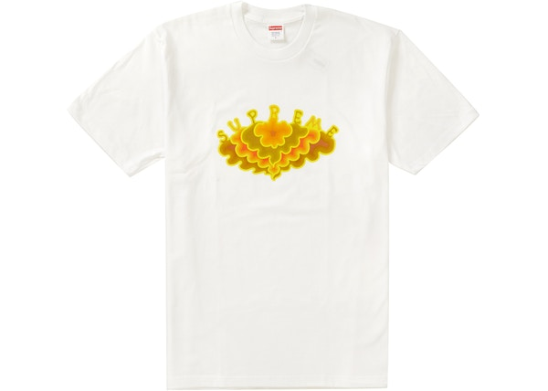 Supreme Cloud Tee White