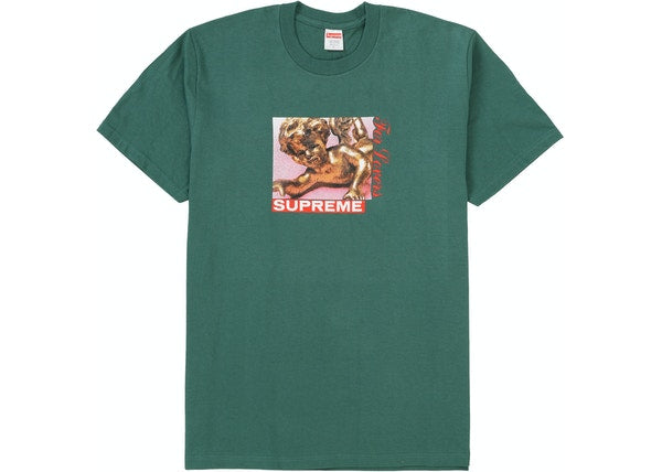 Supreme Lovers Tee Dark Teal