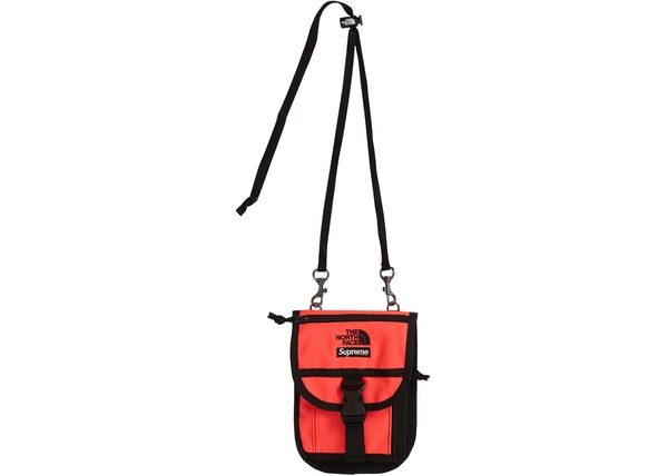Supreme The North Face RTG Utility Pouch Bright Red