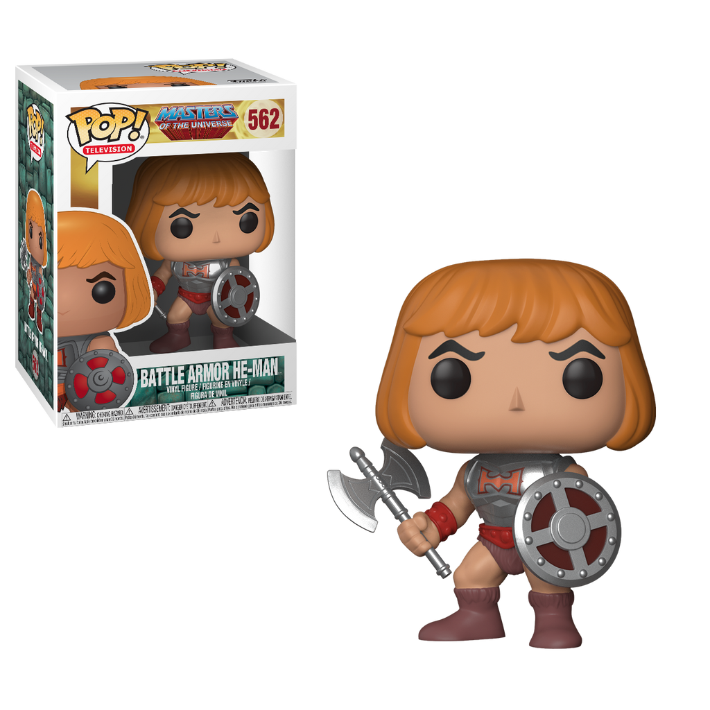 Funko POP! - Battle Armor He-Man