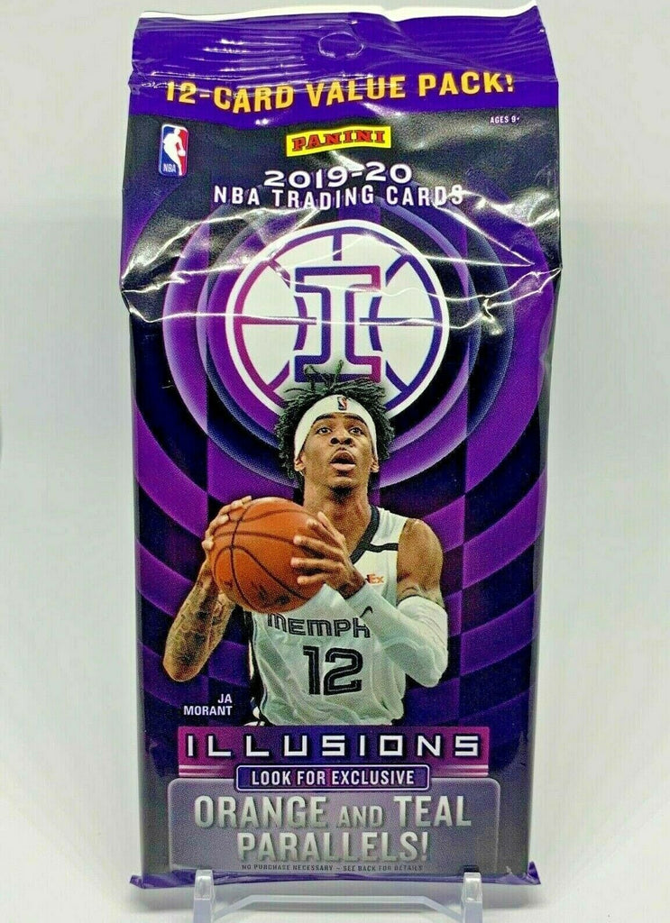 Panini 2019-20 Illusions Basketball Cello Pack