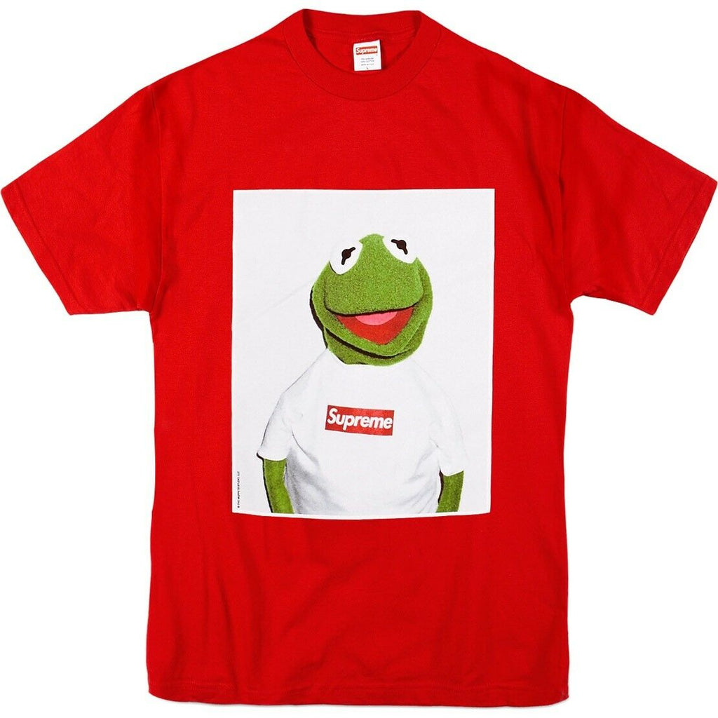 Supreme Kermit the Frog Tee Red