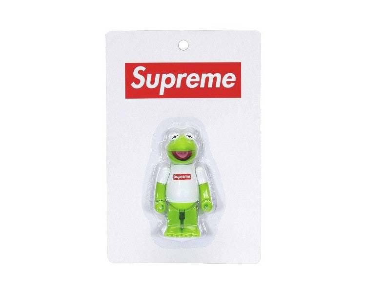 Supreme x Medicom Toy Kermit the Frog Kubrick
