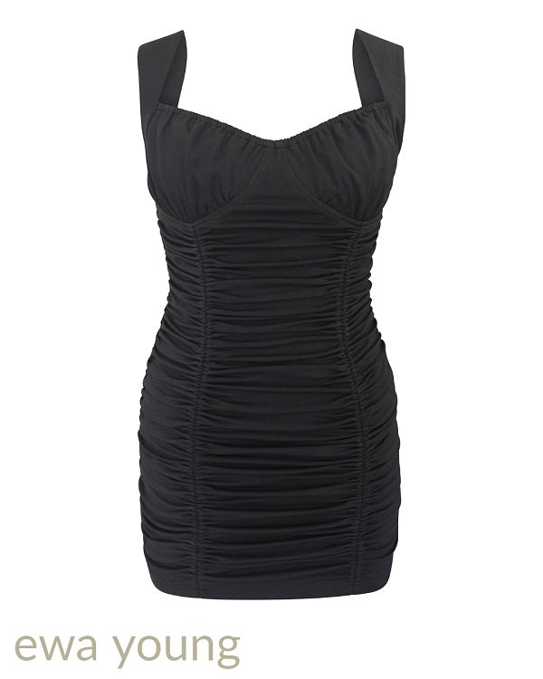 Beverly - Bodycon Black