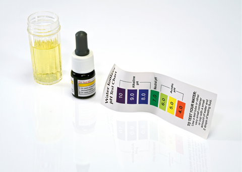 an image showing how to use the ph scale for acidity