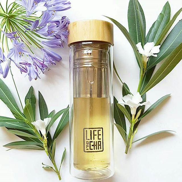 ChaBottle - Travel Tea Flask Accessories Life Of Cha