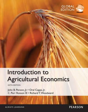 Introduction to Agricultural Economics, Global Edition, 6e - ABC Books