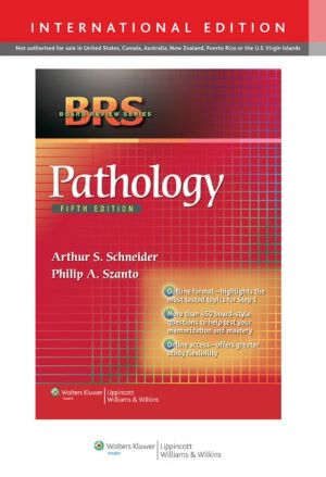 BRS Pathology , 5e - ABC Books