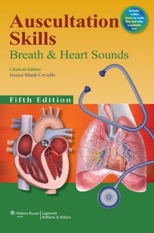 Auscultation Skills: Breath & Heart Sounds, 5e - ABC Books