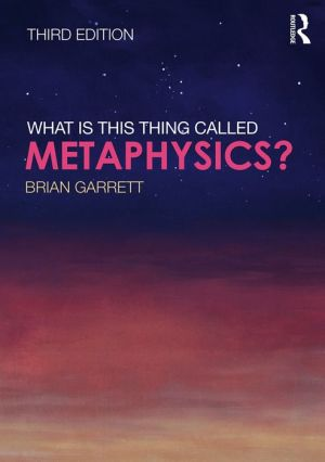 What is this Thing Called Metaphysics - ABC Books