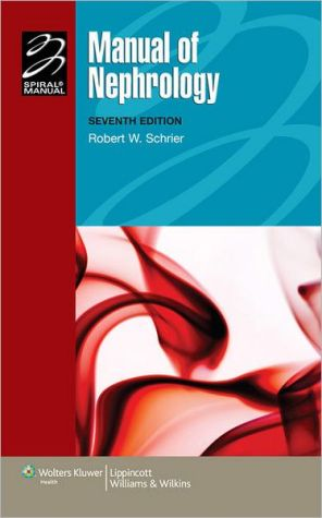 Manual of Nephrology, Diagnosis and Therapy, 7e ** - ABC Books