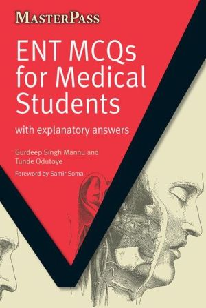 MasterPass: ENT MCQs for Medical Students - ABC Books