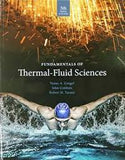 Fundamentals of Thermal Fluid Sciences, 5e - ABC Books