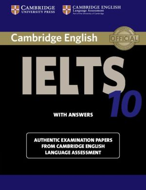 Cambridge IELTS 10 Student's Book with Answers - ABC Books