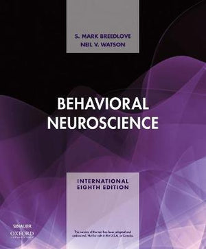 Behavioral Neuroscience 8/e (International Edition - Paperback)