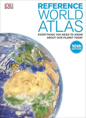 Reference World Atlas - ABC Books