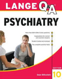 Lange Q&A Psychiatry, 10e - ABC Books