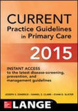 Current Practice Guidelines in Primary Care 2015, 13e ** - ABC Books