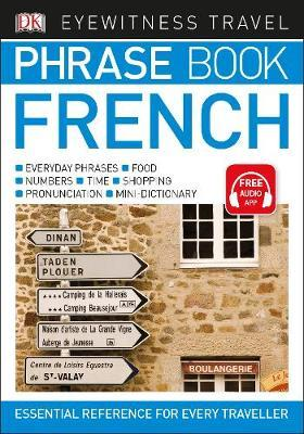 Eyewitness Travel Phrase Book French - ABC Books