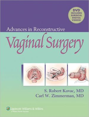 Advances in Reconstructive Vaginal Surgery ** - ABC Books
