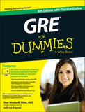 GRE For Dummies: with Online Practice Tests, 8th Edition - ABC Books