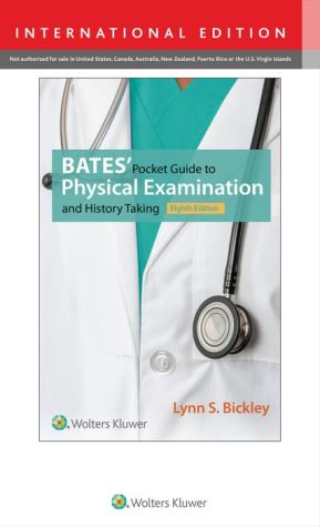 Bates' Pocket Guide to Physical Examination and History Taking, 8e - ABC Books