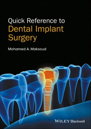 Quick Reference to Dental Implant Surgery - ABC Books