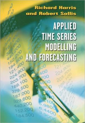 Applied Time Series Modelling and Forecasting - ABC Books