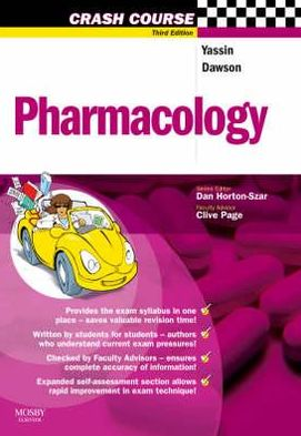Crash Course: Pharmacology, 3e ** - ABC Books